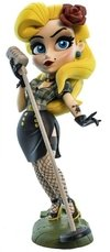ACTION FIGURE DC COMICS BOMBSHELLS SERIE 3 BLACK CANARY