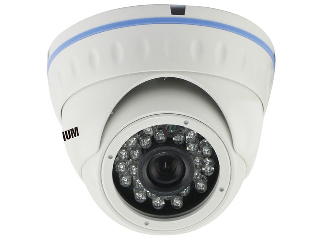 CAMERA IP INTERNA CENTRIUM SECURITY ADSR20H130C-POE DOME 1/3 SONY 1.3 MEGAPIXELS FULL HD 20 METROS
