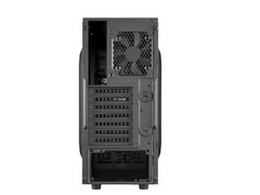 GABINETE GAMER CORSAIR CC-9011051-WW CARBIDE SERIES SPEC-02 CHAMP RED LED - loja online