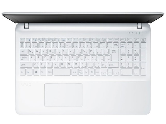 NOTEBOOK VAIO VJF153B0411W FIT 15F I7-5500U 1TB 8GB 15,6 LED WIN10 USB 3.0 HDMI BRANCO - loja online