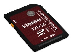 CARTAO DE MEMORIA CLASSE 10 KINGSTON SDA3/128GB SDXC 128GB UHS-I U3 ULTIMATE - comprar online