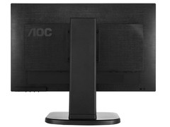 "MONITOR LED 23 AOC M2470PWH 23,6"" LED 1920X1080 FULL HD WIDESCREEN VGA HDMI VESA COM AJUSTE DE ALTURA - loja online"
