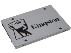 "SSD KIT DESKTOP NOTEBOOK KINGSTON SUV400S3B7A/480G UV400 480GB 2.5"" SATA III BOX - Preech Informática - Informática e suas tecnologias"
