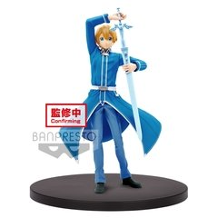 FIGURE SWORD ART ONLINE ALICIZATION EUGEO FIGURE TBA REF: 20263/20264
