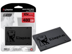 "SSD DESKTOP NOTEBOOK ULTRABOOK KINGSTON SA400S37/480G A400 480GB 2.5"" SATA III BLISTER"
