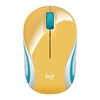 Mini Mouse Logitech M187 Wireless Amarelo
