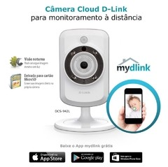 CAMERA IP INFRAVERMELHO - DLINK