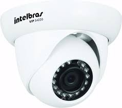 CAMERA DOME IP INFRAVERMELHO 20 MTS - INTELBRAS