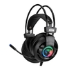HEADSET GAMER MARVO SCORPION HG9018 RAINBOW PRETO HG9018
