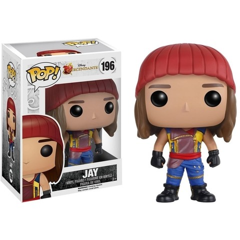 BONECO FUNKO POP DESCENDANTS - JAY