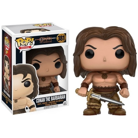 BONECO FUNKO POP CONAN THE BARBARIAN
