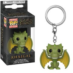 CHAVEIRO FUNKO POP KEYCHAIN GAME THRONES - RHAEGAL 9