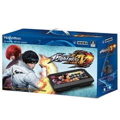 CONTROLE ARCADE THE KING OF FIGTHER XIV EDITION PS4