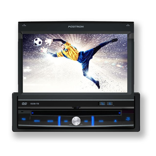 Auto Rádio Positron DVD Player SP-6700DTV 7