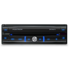 "Auto Rádio Positron DVD Player SP-6700DTV 7"" Retrátil/ USB/ MP3/ TV Digital - loja online"