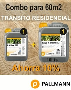 COMBO PALL - X FUTURE (TRANSITO RESIDENCIAL)
