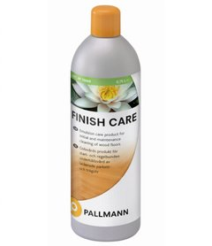 PALLMANN FINISH CARE RESTAURADOR DE PISOS DE MADERA 0,75 L
