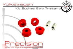 Gol Bola - Kit Buchas Traseiro Completo Em Poliuretano - Precision Suspension Parts