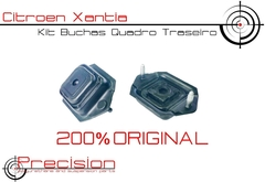 Citroen Xantia - Kit Buchas Eixo Traseiro Originais - Precision Suspension Parts