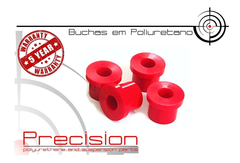 Fiat Doblo - Kit Buchas Feixe E Jumelo Pu - 5 Anos Garantia - Precision Suspension Parts