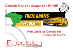 Nissan Livina - Kit Buchas Bandeja Em Poliuretano - Precision Suspension Parts