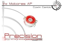 Passat 74 A 89 - Kit Coxim Motor E Cambio Em Poliuretano - Precision Suspension Parts