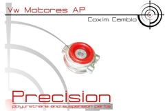 Saveiro Quadrada - Kit Coxim Motor E Cambio Em Poliuretano - Precision Suspension Parts