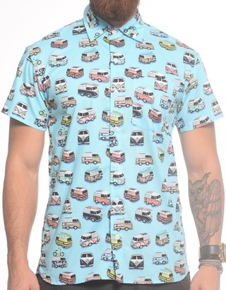 Camisa Volks Lovers