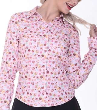 Camisa candy shop