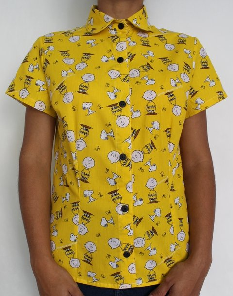 Camisa Você é legal Charlie Brown