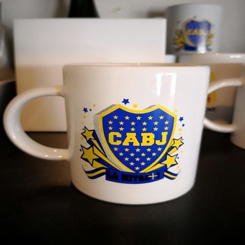 Jarro Mug Club Atletico Boca Juniors