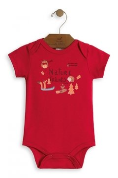 Body manga curta Nature Friends - Up Baby - comprar online