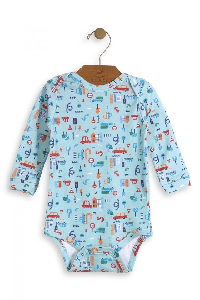 Up Baby - Body manga longa Let's Go - comprar online