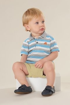 Camisa Polo - Up baby