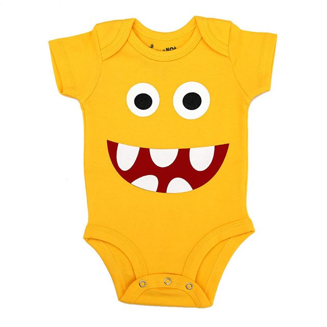I'm not baby - Body divertido Monstrinho - comprar online