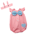 Kit Romper Metoo Pink Bunny - Pityticos
