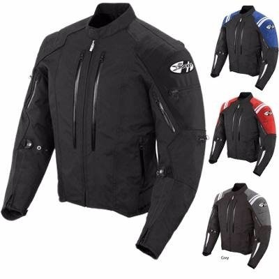 Campera Joe Rocket Atomic 4.0 Pista Impermeable