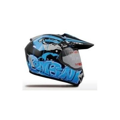 Casco Vcan V370 Cross Con Visor