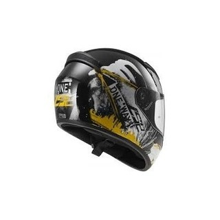 Casco Ls2 Ff352 One Black Orange Fluo - comprar online