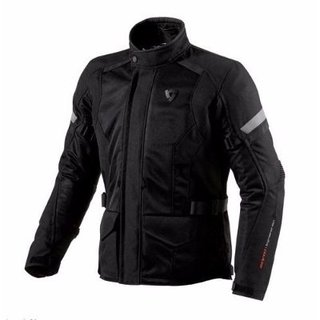 Campera Revit Levante 4 Estaciones Ventilada Impermeable