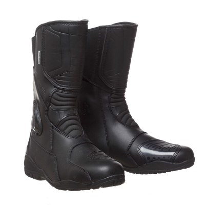 Botas Ls2 Touring Bt02 Black Waterproof Road Grip