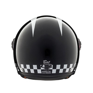 Casco Ls2 Ff560 Abierto Travis Bat Black - Motodelta