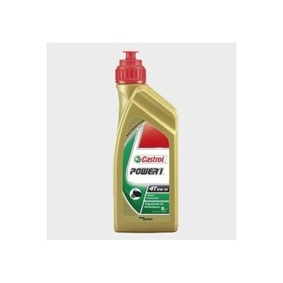 Castrol Power 1 4t 15w-50 Italiano 4 Tiempos