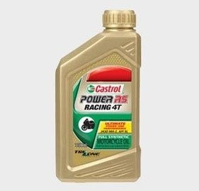 Aceite Castrol Power 1 Rs Racing 4t 10w50 100%sint Motodelta