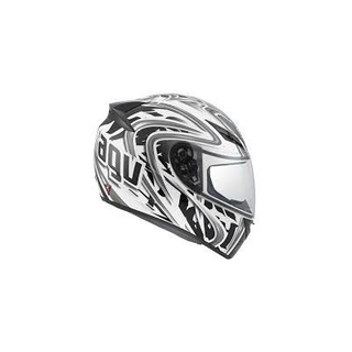 Casco Agv K-3 Multi Wire White
