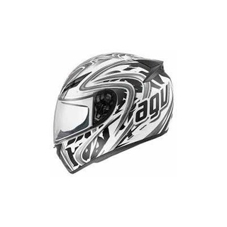 Casco Agv K-3 Multi Wire White - Motodelta