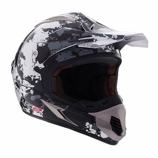 Casco Cross Ls2 Mx433 Blast Desperado Quake en internet