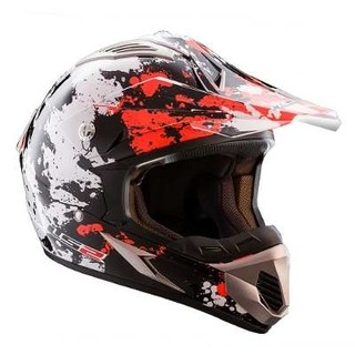 Casco Cross Ls2 Mx433 Blast Desperado Quake - tienda online