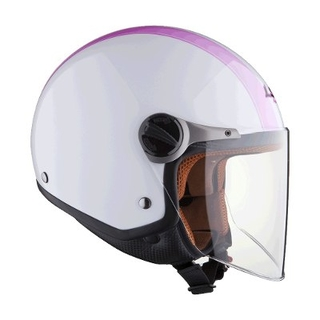 Casco Ls2 Ff560 Elite Pink Mujer