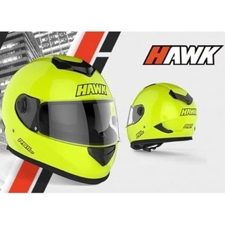 Casco Hawk Rs11 Integral Doble Visor Excelente - comprar online